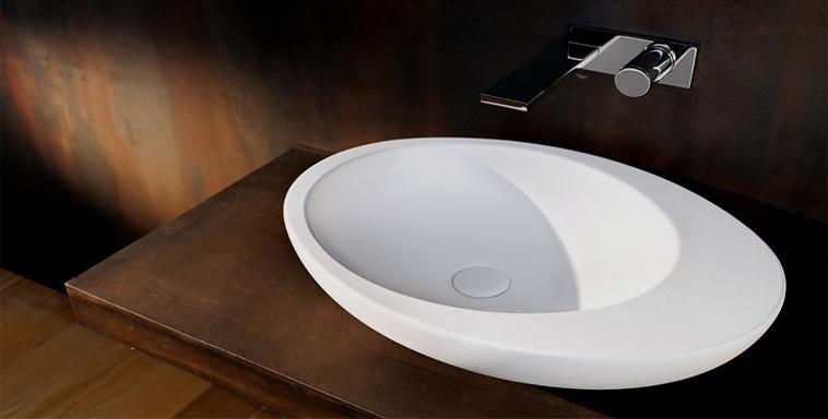 Włoskie umywalki do łazienki Wzorcownia