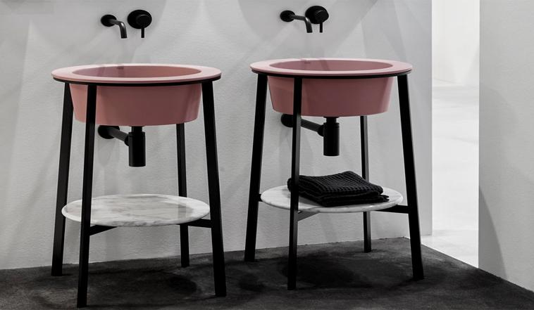 Włoska armatura łazienkowa baterie do łazienki Wzorcownia