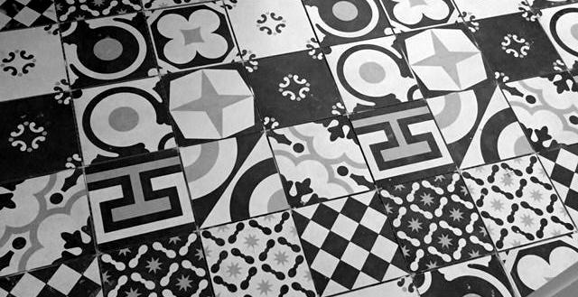Fioranese Cementine Black&White Wzorcownia 051 Fioranese Ceramiche